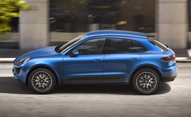 Porsche Macan launched in the Philippines