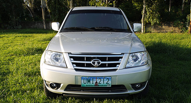 Tata Xenon DLS 4x2 review in the Philippines