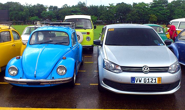 This is how Filipinos celebrated World Volkswagen Day