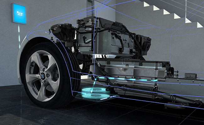 TopGear.com.ph Philippine Car News - BMW looking into wireless charging for its electric, plug-in hy