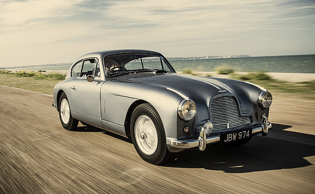 TopGear.com.ph Philippine Car News - Inspiration for James Bond's Aston Martin to be auctioned off