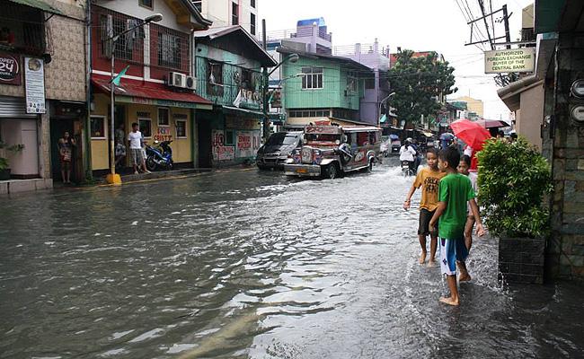 mmda identifies 22 most flood prone areas within metro manila