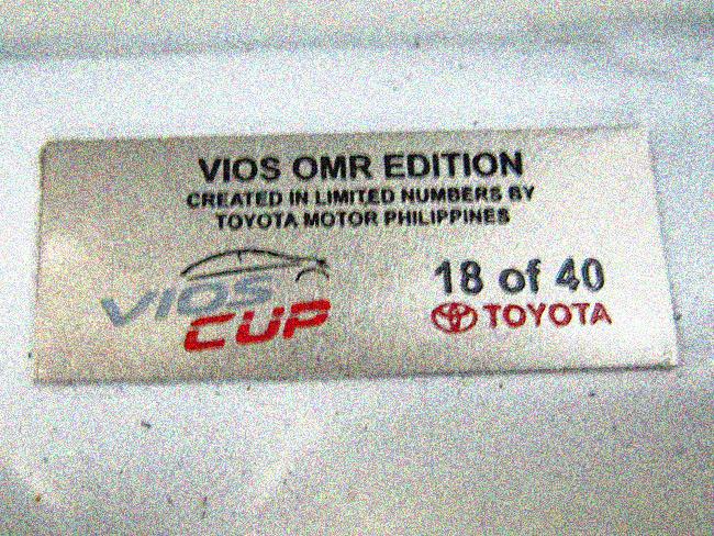 Let's take a peek inside the Vios Cup pit lane