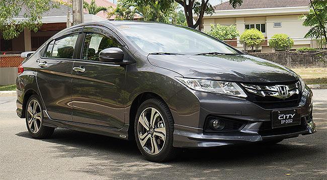 Honda City 1.5 VX Aero Sports