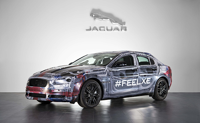 TopGear.com.ph Philippine Car News - Jaguar confirms global debut of its newest compact sport sedan