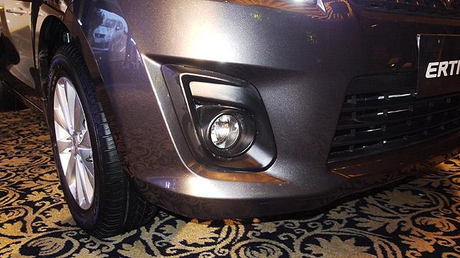 Suzuki Ertiga launched in the Philippines