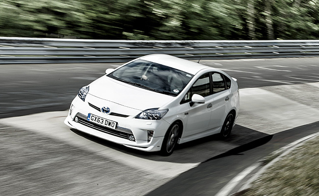 TopGear.com.ph Philippine Car News - Toyota Prius sets Nurburgring record