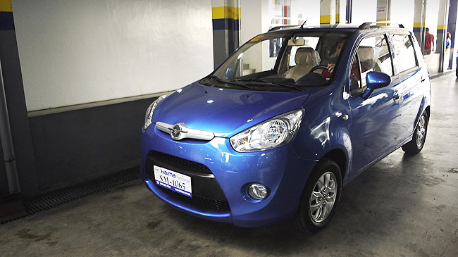 Haima Automobile Philippines launches the 1 subcompact hatchback