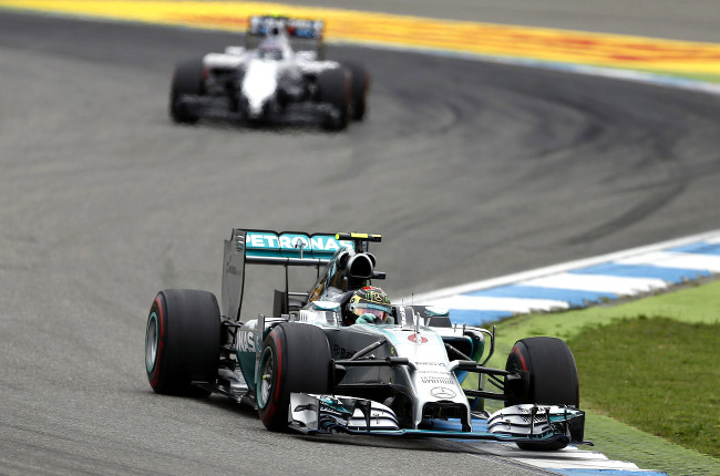 Not your usual Formula 1 race recap: 2014 German Grand Prix