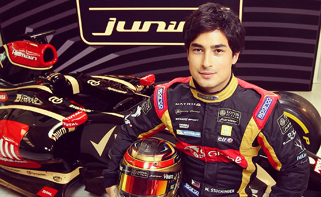 TopGear.com.ph Philippine Car News - Marlon Stockinger to drive his Lotus Formula Renault 3.5 race c