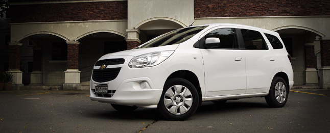 Chevrolet Spin Top Gear Philippines