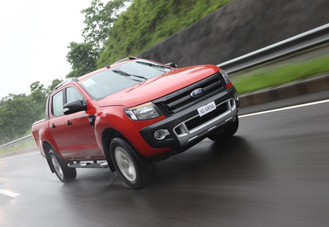 Ford Ranger Tailgate Challenge
