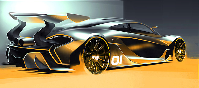 TopGear.com.ph Philippine Car News - McLaren Automotive teases P1 GTR ahead of its August global debut