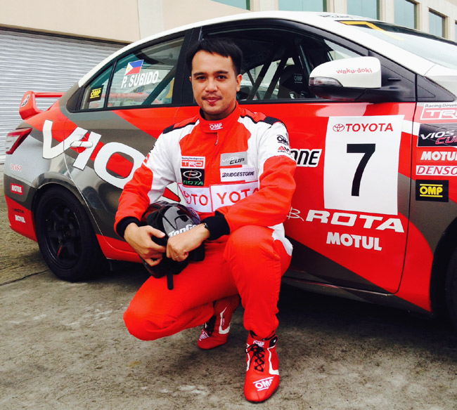 Vios Cup #OOTD: How to look like a real racer