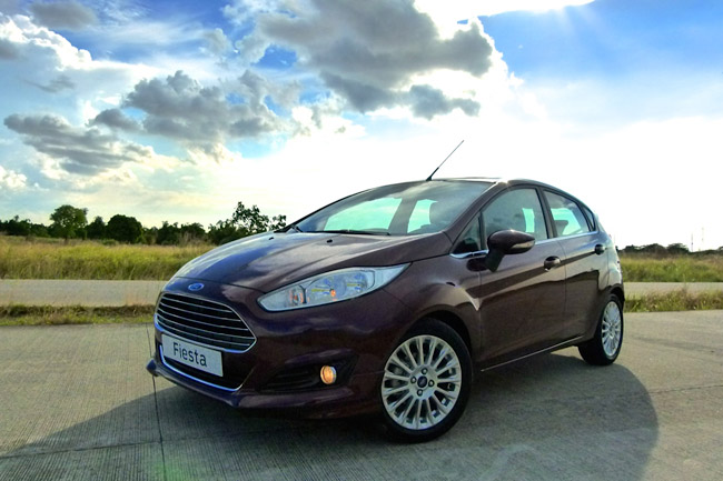 Ford Fiesta EcoBoost