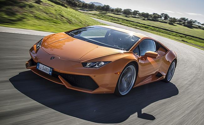 TopGear.com.ph Philippine Car News - Video: Lamborghini chief test driver explains Huracan's latest tech