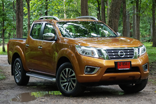 Confident Nissan Philippines president: Let the pickup truck wars begin