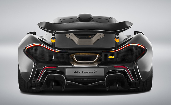 TopGear.com.ph Philippine Car News - McLaren brings back gold-foiled engine bay for P1 customer