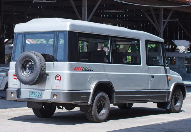 Exclusive Sarao Scion Designs Modern Jeepney For School
