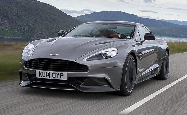 TopGear.com.ph Philippine Car News - Aston Martin updates Vanquish, Rapide S
