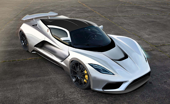 TopGear.com.ph Philippine Car News - Hennessey Performance reveals Venom GT's successor