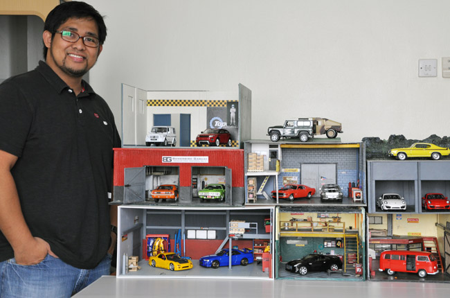 These 1 24 Car Garage Dioramas Are So Lifelike I Want To