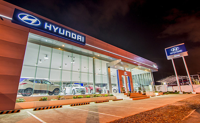 TopGear.com.ph Philippine Car News - Hyundai PH opens latest green dealership