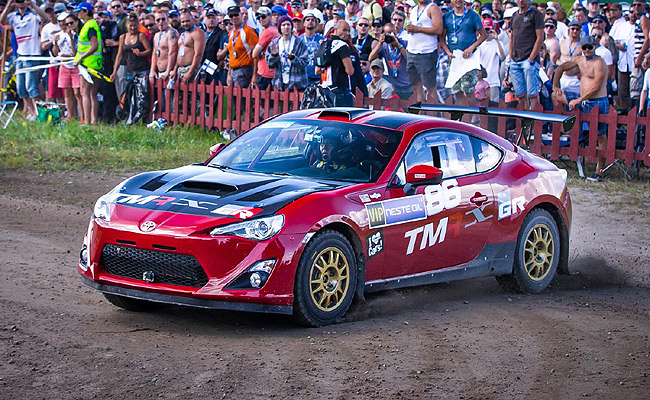 TopGear.com.ph Philippine Car News - Toyota boss commissions Tommi Makinen to build four-wheel-drive 86
