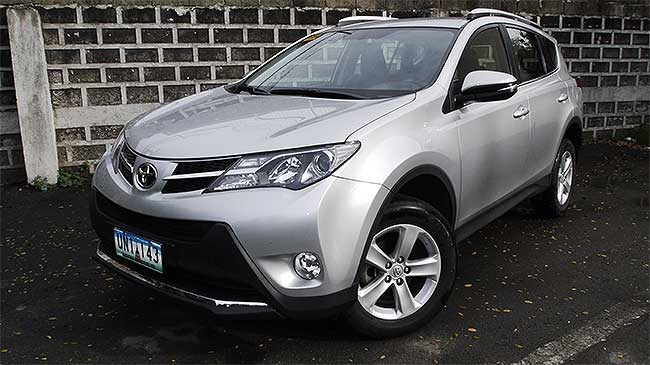 Toyota Rav4 4x4 Review