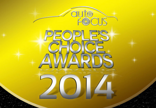 2014-2015 Auto Focus People's Choice Awards