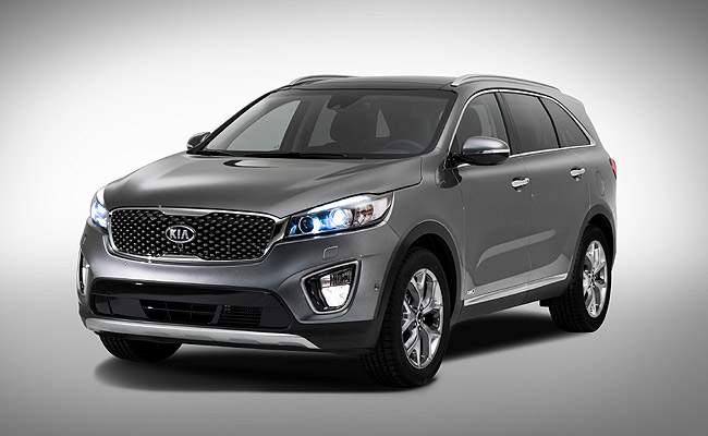 TopGear.com.ph Philippine Car News - Kia release first photos of all-new Sorento