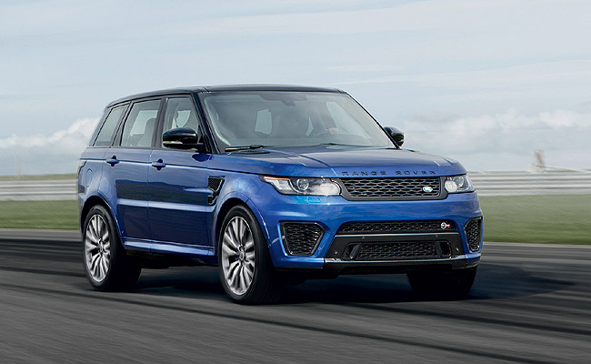 TopGear.com.ph Philippine Car News - Land Rover reveals Range Rover Sport SVR