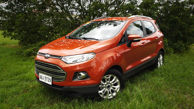 ford ecosport titanium philippines reviews specs price drives top gear philippines. Black Bedroom Furniture Sets. Home Design Ideas