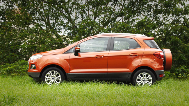 ford ecosport titanium philippines reviews specs price. Black Bedroom Furniture Sets. Home Design Ideas
