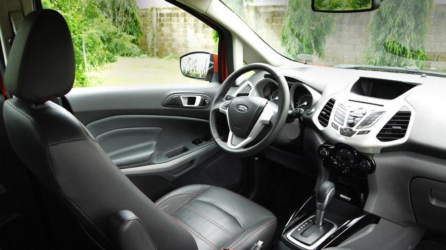 Ford EcoSport Titanium Review Specs Price