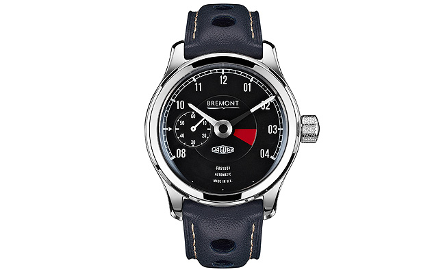 TopGear.com.ph Philippine Car News - Bremont to create limited-edition timepiece for Jaguar E-Type