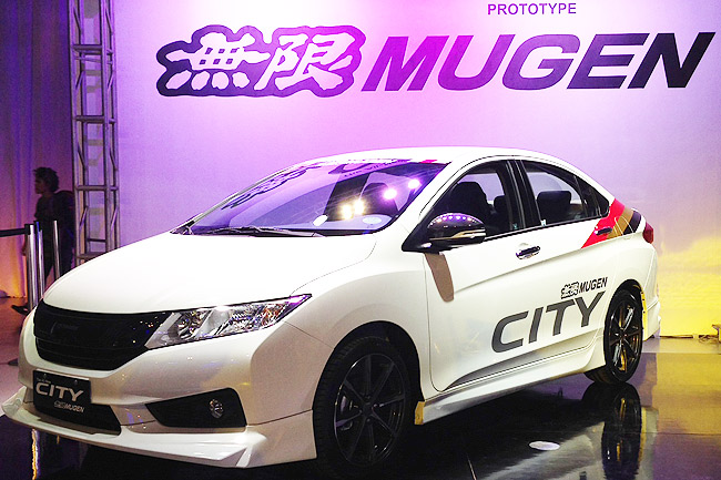 Honda City Mugen Version Could Arrive In The Philippines