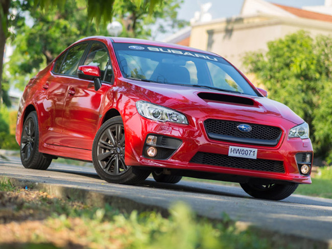 Subaru WRX 2.0 MT review in the Philippines