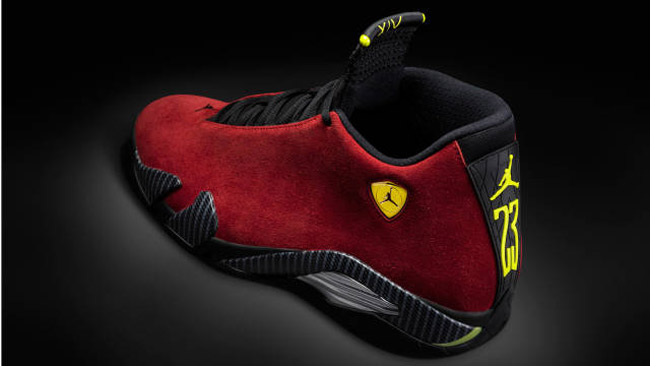 Air Jordan 14 Ferraris