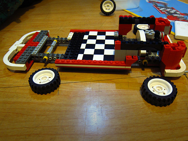 Lego Project: VW Camper (Part 3)
