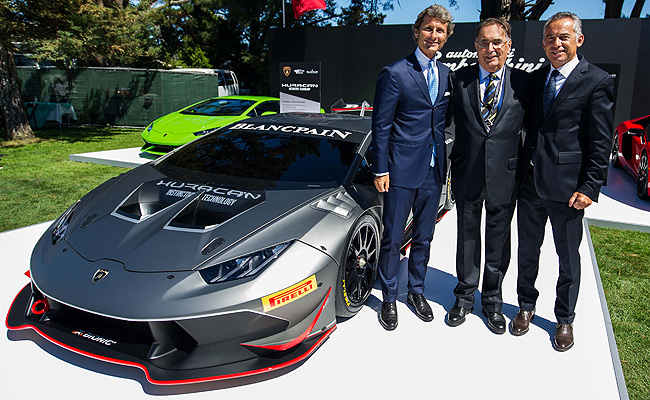 TopGear.com.ph Philippine Car News - Lamborghini debuts Huracan LP 620-2 for its Super Trofeo series