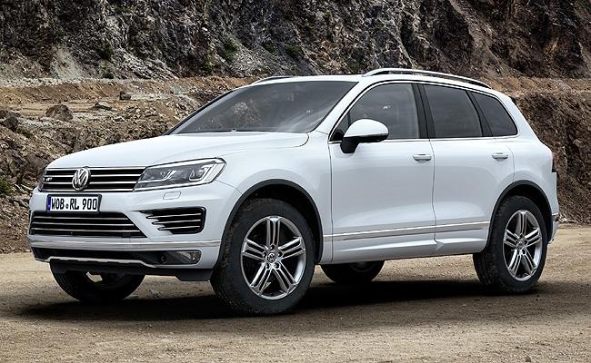 TopGear.com.ph Philippine Car News - Volkswagen updates Touareg, Jetta