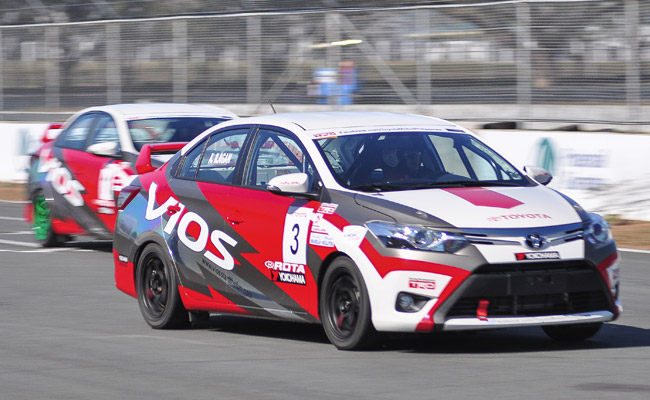 2014 Vios Cup in the Philippines