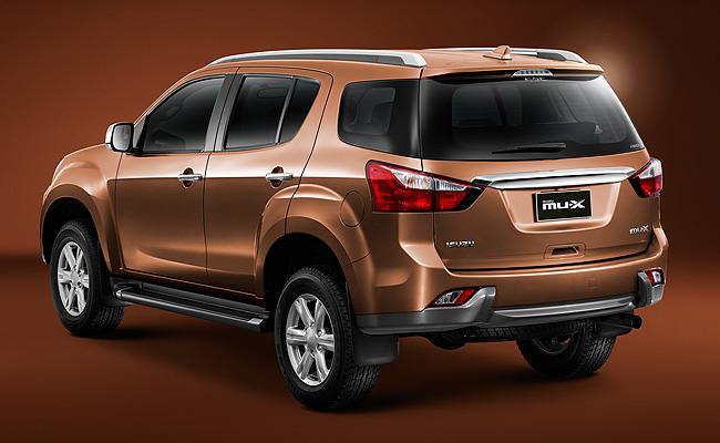 TopGear.com.ph Philippine Car News - PIMS 2014: Isuzu MU-X to be launched at motor show