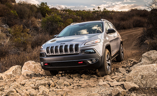 TopGear.com.ph Philippine Car News - PIMS 2014: The Jeep Cherokee is coming
