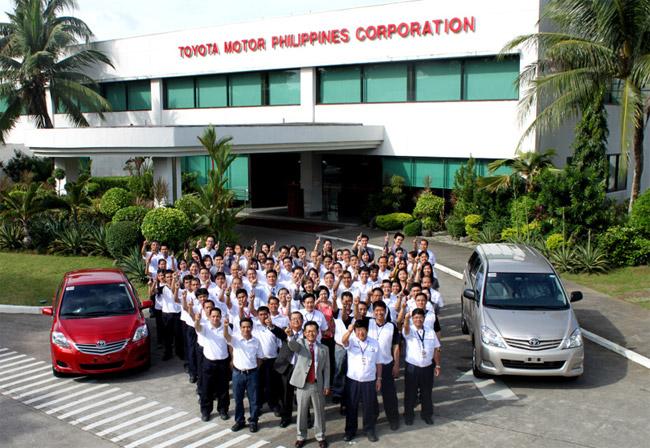 Toyota Motor Philippines