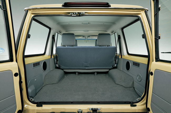 Toyota Land Cruiser 70 Series special edition