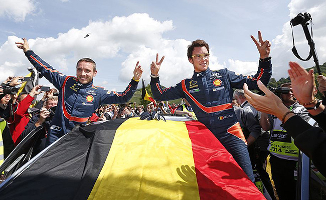 TopGear.com.ph Philippine Car News - Hyundai takes maiden WRC victory at Rallye Deutschland