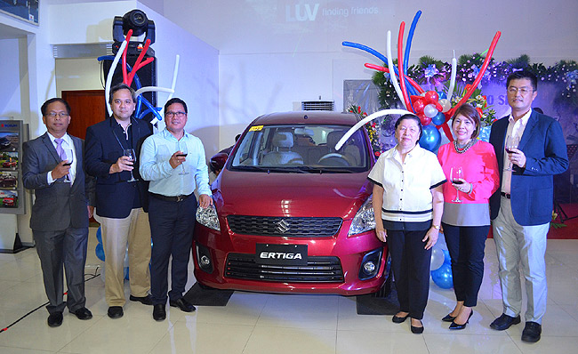Suzuki Philippines opens first service, spare parts and sales dealership