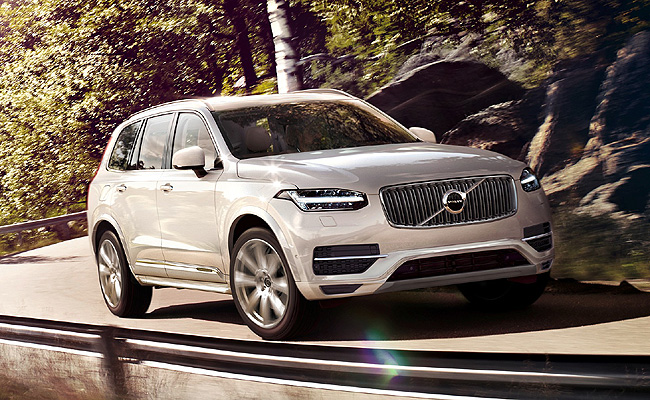 TopGear.com.ph Philippine Car News - Presenting the all-new Volvo XC90
